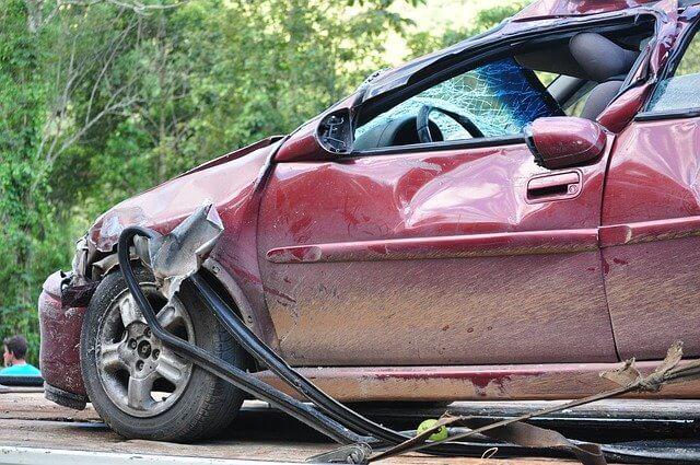 מה עושים במקרה של תאונת דרכים